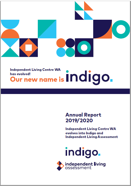 Front Cover of 2019/2020 Annual Report